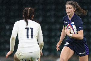 Scotland's Helen Nelson has been called up by the Barbarians. Picture: SNS