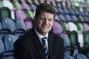 Dominic McKay, Scottish Rugby's chief operating officer. Picture: Greg Macvean
