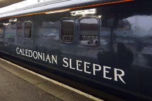 A Sleeper train. Picture: Contributed