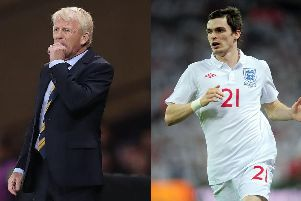 Gordon Strachan has claimed that he would sign Adam Johnson