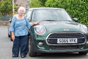 Alexandra Mitchell, born with a disability, was suddenly told she wasn't entitled to a Motability car (Picture: Ian Georgeson)