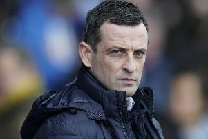 Sunderland manager Jack Ross. Picture: Alan Crowhurst/Getty Images