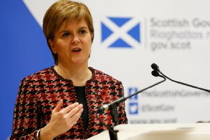 Nicola Sturgeon. Picture: Scottish Government