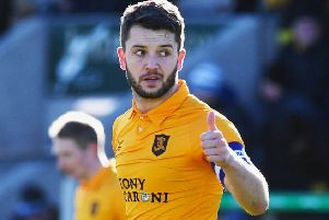 Craig Halkett has been a standout in the Livingston defence