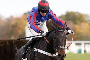 Nicky Henderson's Beware The Bear will carry top weight in the Coral Scottish Grand National. Picture: Alan Crowhurst/Getty