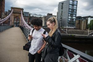 Millennials looking for somewhere suitable to live could do worse than Glasgow. Picture: TSPL