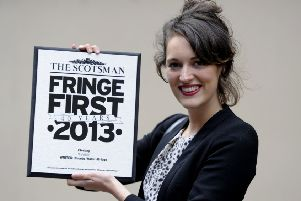 Fleabag became a hit TV show after winning a Fringe First award in 2013 (Picture: Esme Allen)