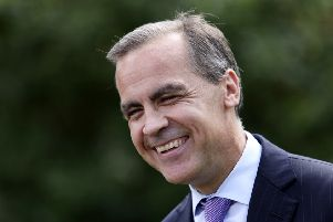Bank of England boss Mark Carney. Picture: Chris Ratcliffe/Pool/Getty Images