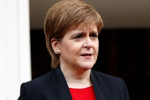 Scotland's First Minister Nicola Sturgeon. Picture: Tolga Akmen/Getty Images
