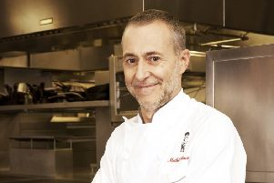 Michel Roux Jr (Picture: PA Photo/BBC)