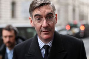 Jacob Rees-Mogg has urged MEPs to cause havoc in Strasbourg if Brexit delay forces the UK to participate in the next round of EU elections. Picture: Daniel Leal-Olivas/Getty