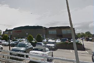 mergency services were called to the Marriott hotel in Dyce, Aberdeen. Picture: Google