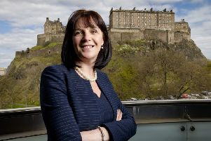 KPMG senior partner Catherine Burnet said the firm is investing in Scotland. Picture: Mike Wilkinson