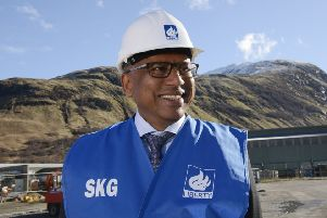 The high-profile industrialist has a string of investments in Scotland. Picture: Iain Ferguson.