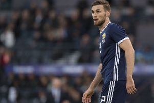 Kilmarnock and Scotland defender Stephen O'Donnell has hit back at Alex McLeish's critics. Picture: SNS Group