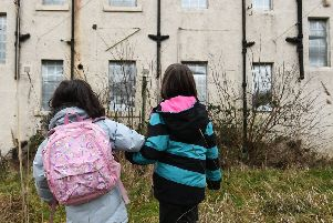 Children in care are going missing 'at an alarming rate'. Picture: John Devlin