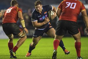 Ross Ford still has an important role to play for Edinburgh. Picture: Gary Hutchison/SNS