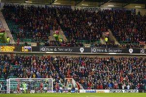 Scottish Premiership crowds have been healthy. Picture: SNS/Ross MacDonald