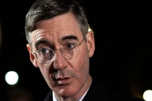 Conservative MP Jacob Rees-Mogg. Picture: Niklas Halle'n/Getty Images