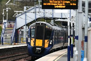 One third of Scotrail services arrive early