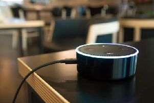 Fragments of conversations are to smart speaker devices are heard and read by thousands of Amazon employees