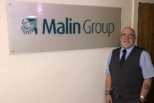 Business unit manager Graham Penman is to handle quick turnaround projects at Malin React. Picture: Contributed