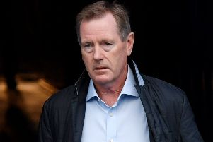 Rangers chairman Dave King. Picture: SNS