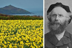 Peter Barr, from Govan, travelled the world in search of daffodils and did much to popularise the bold yellow bloom. PIC: Creative Commons.