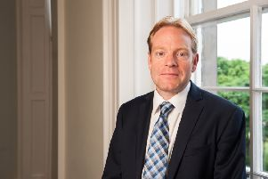 Simon Williams is, Legal Director, Energy and Infrastructure, Gillespie MacAndrew LLP