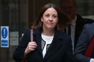 In his ruling last week, a sheriff said Kezia Dugdale's comments were 'fair, even though incorrect'. Picture: Andrew Milligan/PA Wire