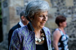 Mrs May has come under heavy criticism for her handling of the Brexit process. Picture: Getty