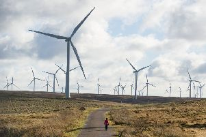Scottish firms miss out on work to build country's wind farms