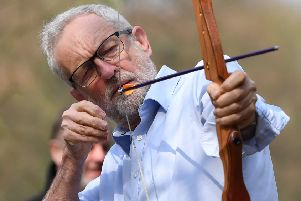 Some MPs believe Jeremy Corbyn is not the one who calls the shots in the Labour Party (Picture: Anthony Devlin/Getty Images)