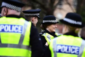 Police have been underfunded for too long, says Tom Wood (Picture: John Devlin)