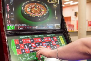 Fixed-odds betting terminals have been under increasing criticism for encouraging high-stakes betting. Picture: Ian Georgeson