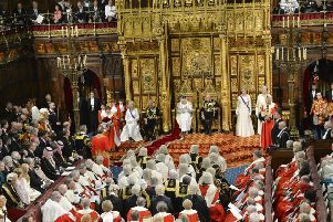 The House of Lords is a pillar of Britain's class-based society, says Brian Wilson (Picture: Getty)