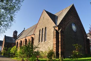 Holy Cross Episcopal Church, Knighstwood. Picture: Wikiwayman [CC BY-SA 3.0] Wikimedia Commons
