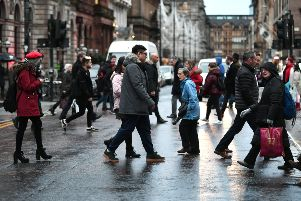 The mean population age in Scotland is already higher than the UK as a whole