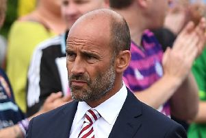 Martin Bain was the highest paid chief executive in the Championship last season.  Picture: Jeff J Mitchell/Getty Images