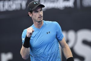 Andy Murray last played during the Australian Open. Picture: Getty