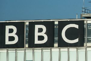 The BBC has been accused of failing to cover Scotland properly. Picture: John Devlin