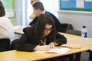 SQA has defended the exam. Picture: John Devlin