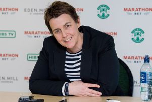 Leeann Dempster, having experienced her own challenge with her sexuality, believes gay footballers would be well supported. Picture: SNS.