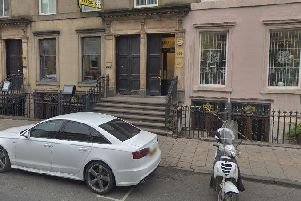The attack took place near Kushion nightclub in Glasgow. Picture: Google.