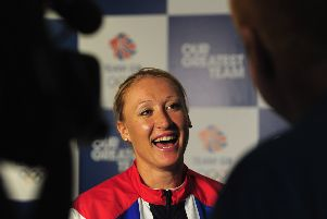 Elena Baltacha, pictured in July 2012. Picture: Getty Images