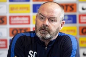 Kilmarnock manager Steve Clarke said the ban handed to Aberdeen boss Derek McInnes was the wrong decision. Picture: SNS
