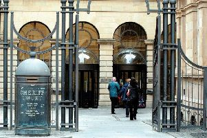 The ruling at Edinburgh Sheriff Court last week, paves the way for 48 Poles, held on European Arrest Warrants but arguing to stay, to be sent back. Picture: TSPL