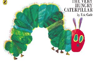 There's a subversive side to The Very Hungry Caterpillar, says Laura Waddell