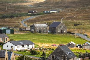 A University of Dundee team will help rural doctors on Shetland. Picture: Istock