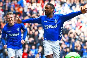 Jermain Defoe and Steven Davis have showed their class as they have got more game time for Rangers in recent weeks. Picture: SNS